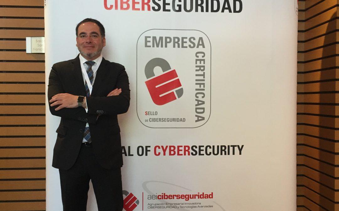 Presentación de un innovador Sello de Ciberseguridad