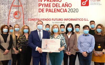 Grupo CFI recibe el Premio a la Digitalización y la Innovación