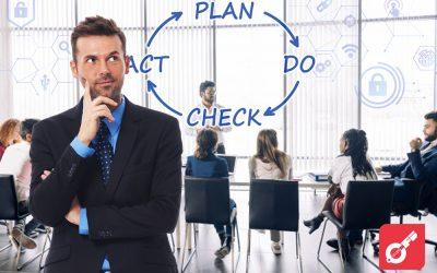 ¿Cómo implantar la Norma ISO 27001 en mi organización?